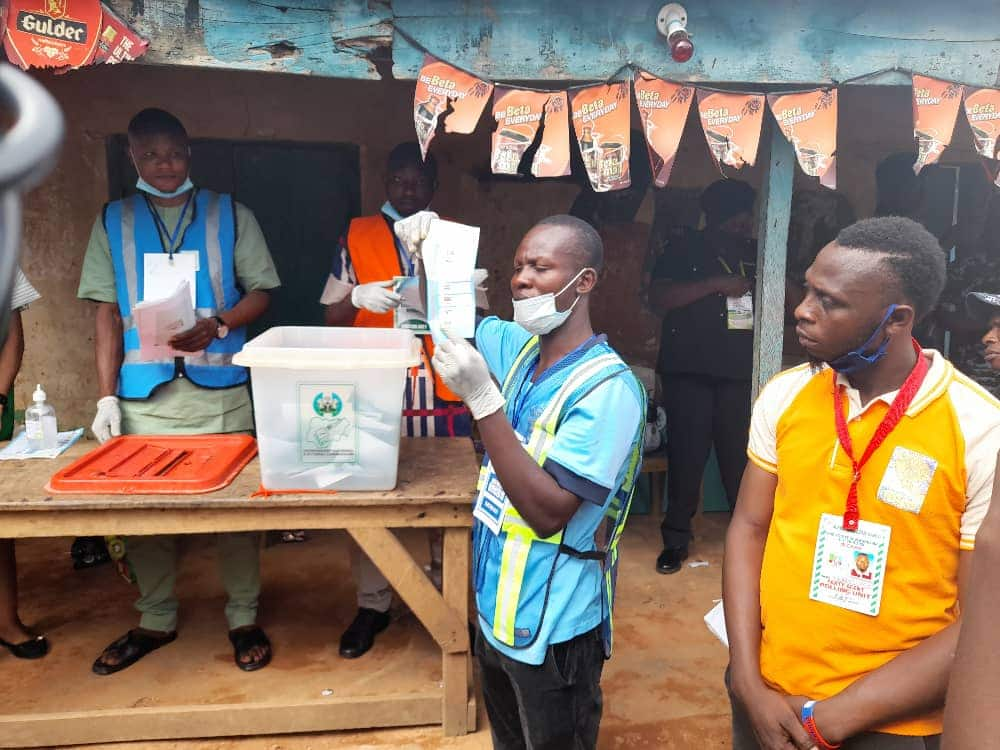 LIVE UPDATES: APC, PDP go head-to-head as vote counting begins in Ondo governorship election