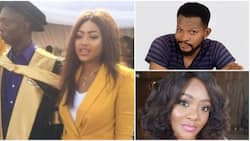 Actor Uche Maduagwu pens open letter to Helen Paul for supporting Regina Daniels' alleged marriage to older man