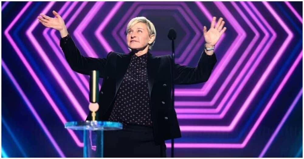 TV Host Ellen DeGeneres to end her talk show after 19 seasons