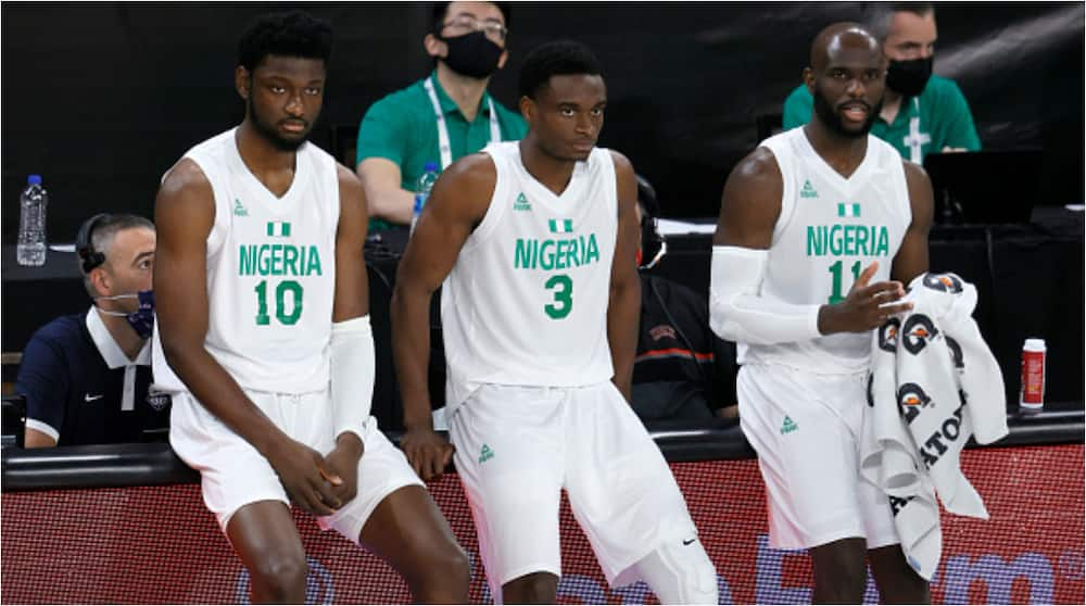 Tokyo 2020: Nigeria's D'Tigers Crash Out After Defeat To Italy
