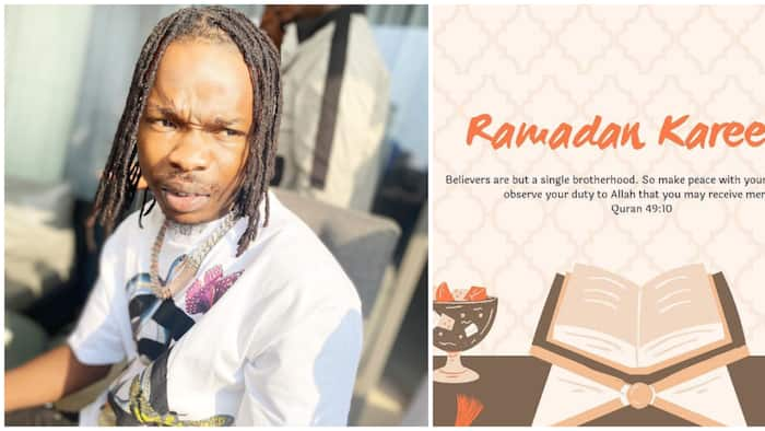 Read 20 pages daily, Naira Marley tells fellow Muslims how to complete Quran in 30 days of Ramadan
