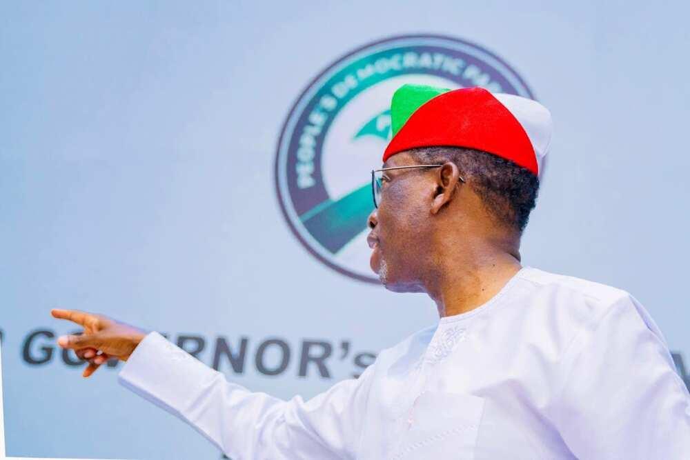 Gwamnan PDP ya samu mukami mai muhimmanci daga Shugaba Buhari