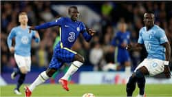 Super Eagles midfielder praises N'Golo Kante after losing midfield to Frenchman during Chelsea vs Malmo