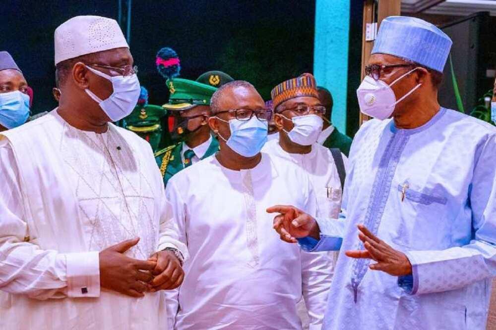 Shugaban Guinea ya saka wa wani layi sunan Buhari saboda 'tsoron Allansa'