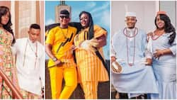 Nigerian man set to marry Davido's ex-schoolmate after 1 year of dating via video calls, texts (photos)