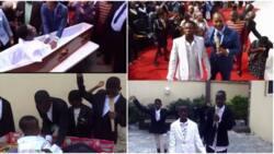 Resurrection challenge: Ikorodu Bois mimic Pastor Lukau's controversial miracle