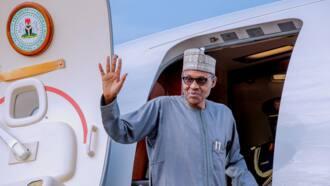 Yanzu-yanzu: Shugaba Muhammadu Buhari ya shilla Kasar Faransa
