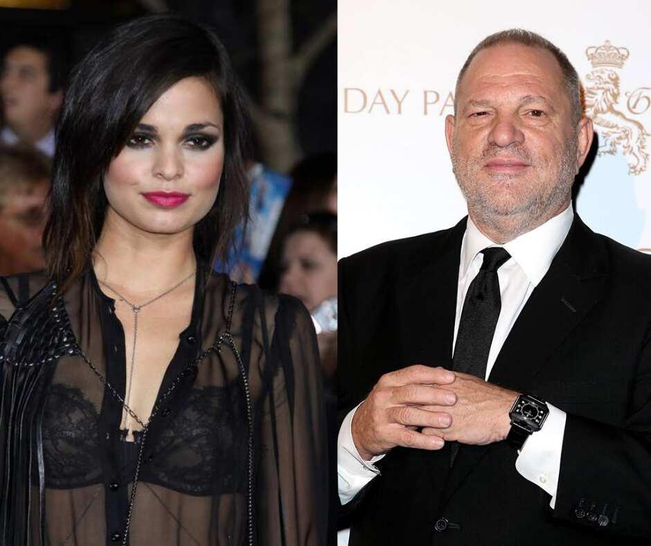 Lina Esco Harvey Weinstein