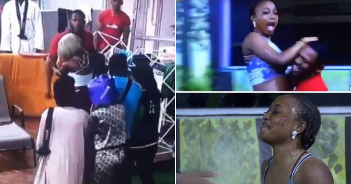 Frodd, Sir Dee, others play mind-blowing birthday prank on Esther as she hits 23