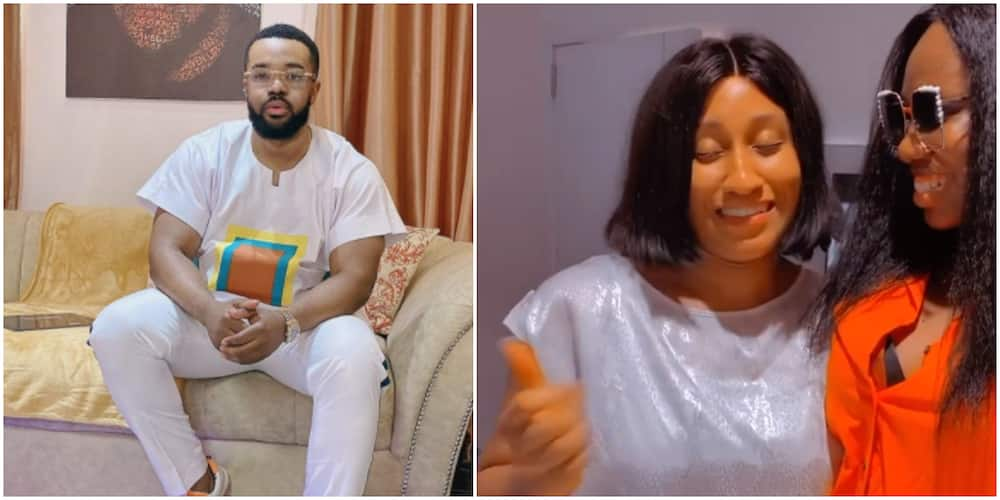 Williams Uchemba's bride to be excited as they count down to their wedding