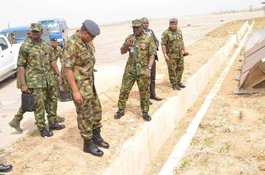 Nigerian Air Force declares Makurdi military airfield open to civil operations