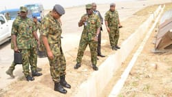NAF declares Makurdi military airfield open to civil operations