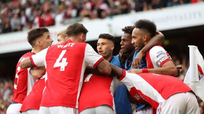 Aubameyang scores as Arsenal beat Norwich City to end 3 games Premier League losing streak