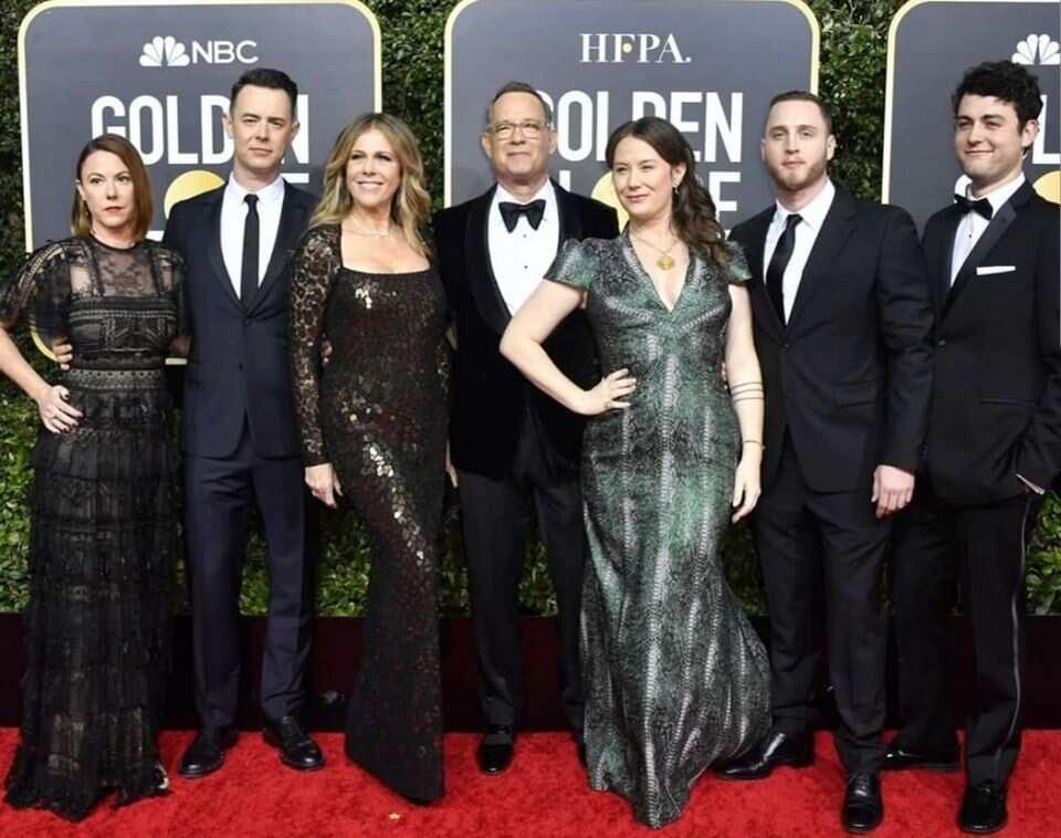 Tom Hanks children