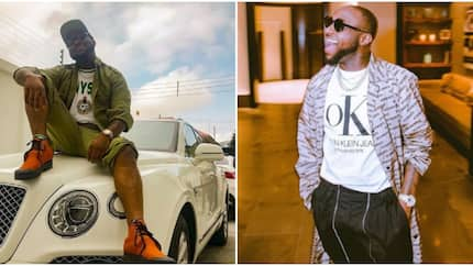 Davido's NYSC service allegedly gets cancelled