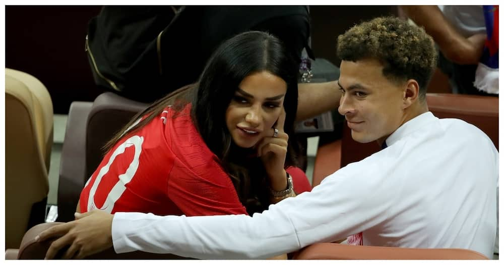Delle Ali breaks up with stunning model girlfriend allegedly for playing too much Fortnite