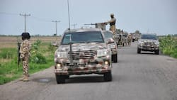 Tears as armed robbers shoot senior Nigerian Army officer dead