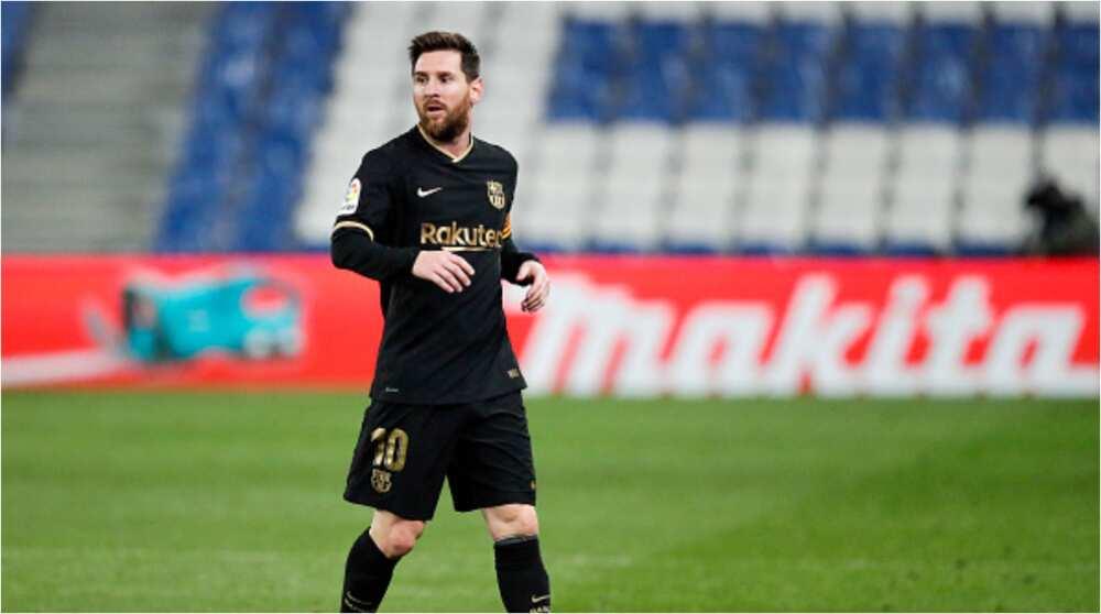 La Liga president who prevented Messi from leaving last summer sends the Argentine huge message