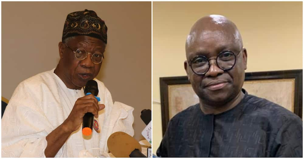 Insecurity: Fayose blasts Lai Mohammed, says Nigerians are not interested in comparing