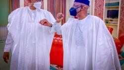 Just In: Pastor Tunde Bakare speaks on 2023 presidency after meeting Buhari
