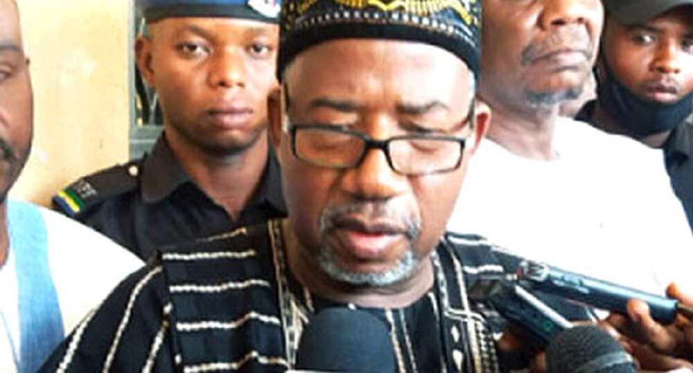 Gwamna Bala Muhammad ya ƙaryata rade-radin ficewarsa daga PDP