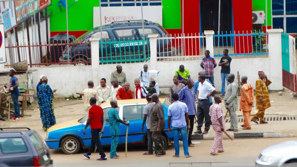 Registration: Gunmen kill APC chairman Ahu in Benue