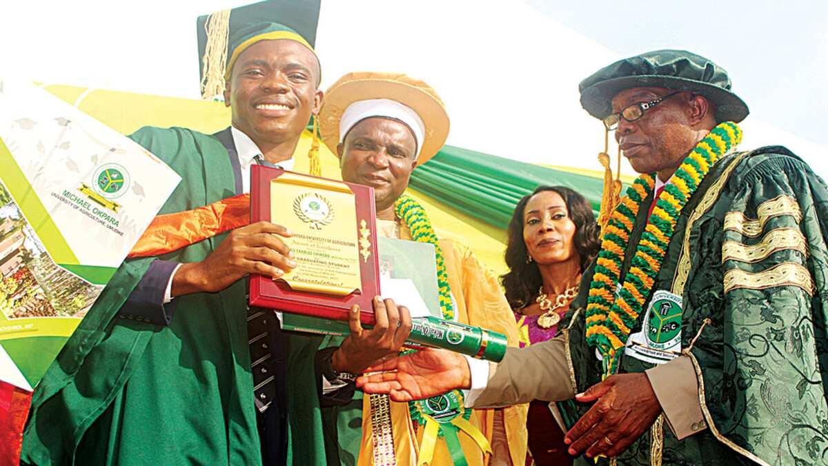 Michael Okpara institution
