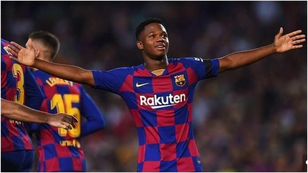 Ansu Fati: Barcelona turn down whopping £137m offer for teenage sensation