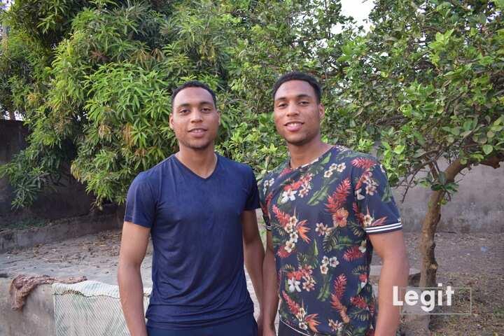 Daniel Amokachi's twins Nazim and Kalim set to sign for NPFL side Kwara United