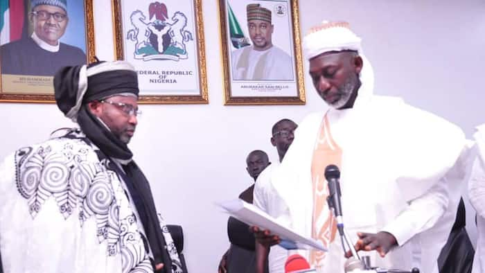 Breaking: New Northern Emir receives letter of appointment
