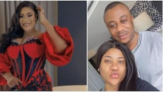 My husband's DM is filled with love messages from my colleagues, actress Nkechi Blessing reveals