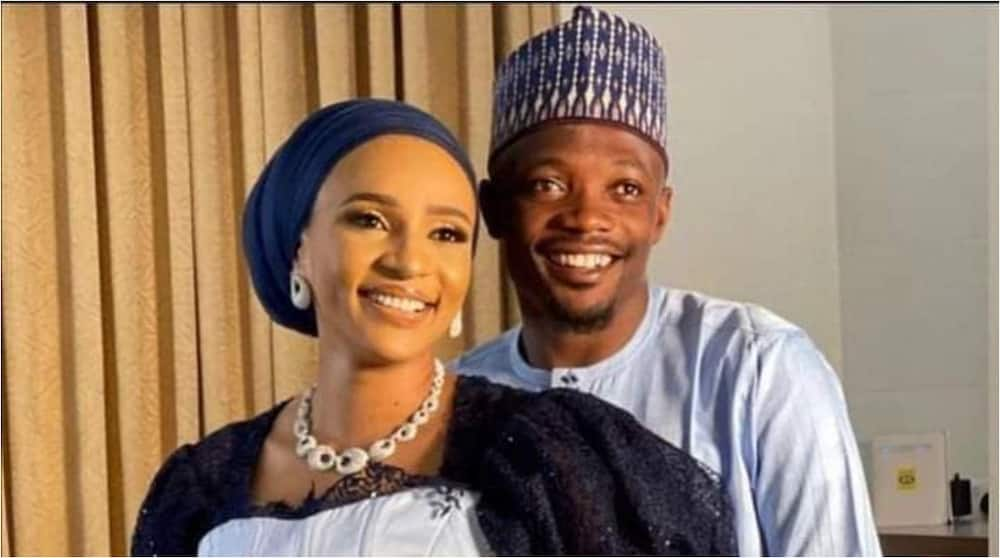 Stunning Photos of Super Eagles Captain Ahmed Musa's Second Wife Mariam Emerges