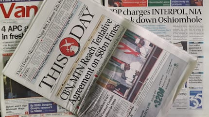 Newspaper review: Track down Oshiomhole - PDP charges Interpol, NIA