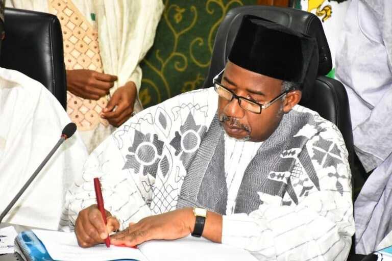 Zan yi bajinta fiye da na gwamnatin baya – Gwamnan Bauchi - Latest News in Nigeria & Breaking Naija News 24/7 | LEGIT.NG