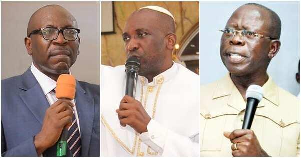 Edo governorship: Primate Ayodele says Ize-Iyamu and Oshiomhole will clash