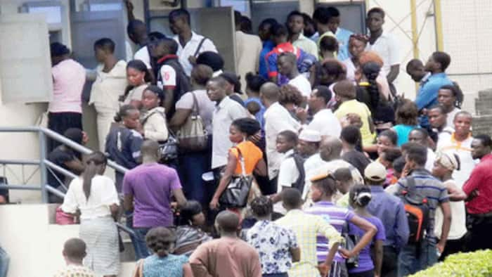Customers go through hell in banking halls, ATM points as Christmas, New Year draw near