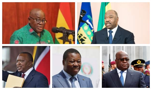 African presidents