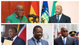 List: 5 current African leaders whose fathers were presidents