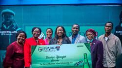 Tech Entrepreneur, Ajisegiri Emerges 2021 7up Harvard Business School Scholarship Winner