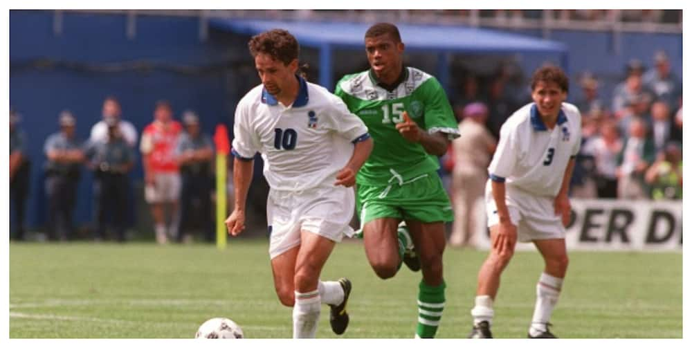 Nigeria vs Italy USA 94': A day Nigerians will never forget in their rich footballing history