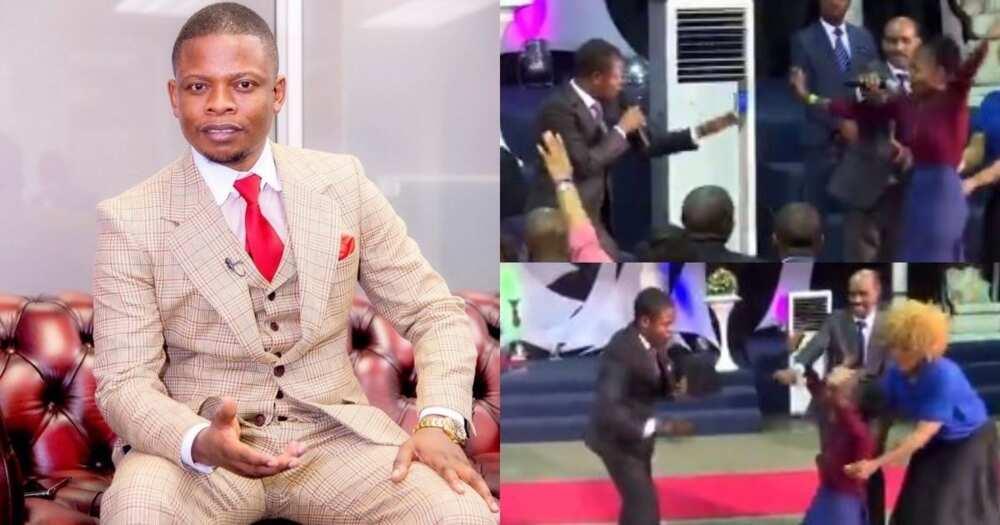 IA: Religious fraud: Bushiri clip gets tongues wagging