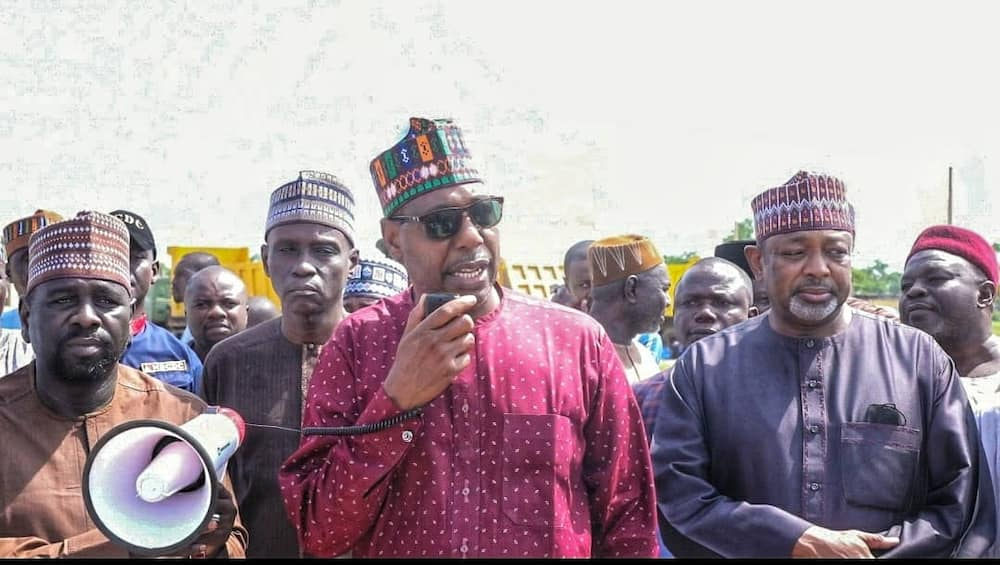 Governor Zulum Denies Visiting Abba Kyari's Residence