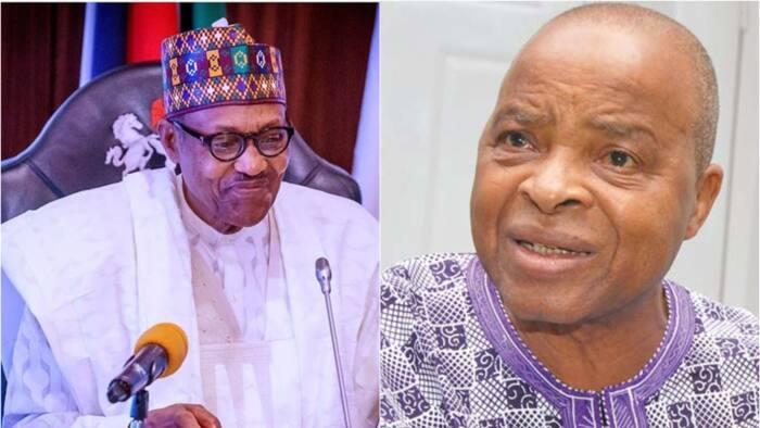 Buhari: Shugaban Sojin da aka yi 1979 ya ce za a wayi gari babu Najeriya idan aka yi sake