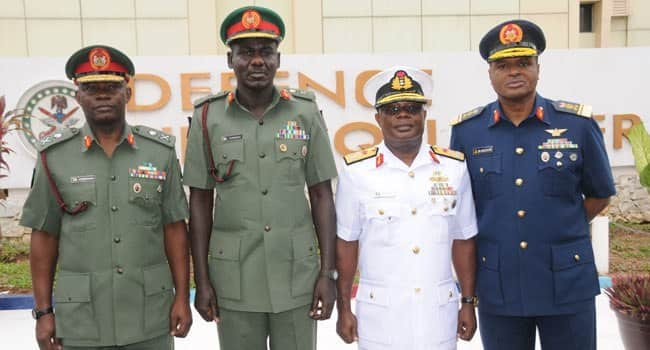 Nigerian Armed Forces rated among Africa's best in latest 2019 global ratings