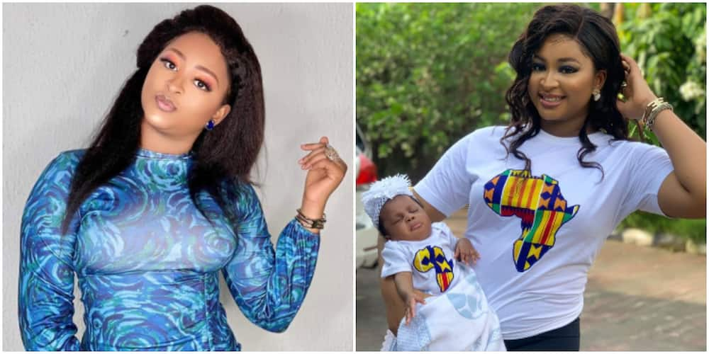 Everyday I Go Out, My Main Goal Is to Get Back Home to My Daughter Alive, Actress Etinosa Reveals Her Fears