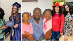 Stella Damasus shares throwback photo of late husband as she celebrates lookalike daughter on 19th birthday