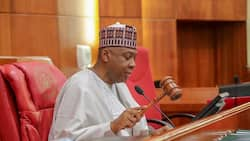 Why we didn't confirm some Buhari's appointees - Saraki opens up on confrontation with president