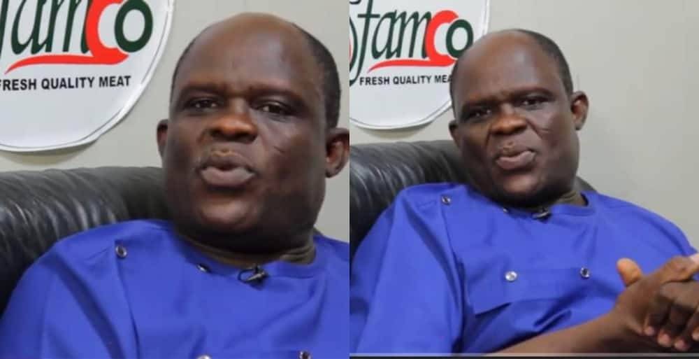 John Agyekum: Ghanaian man who Started in life as a Cleaner is now the CEO of his own Company known J'Famco