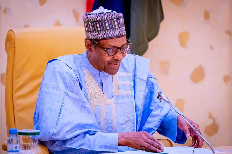 No Part of Nigeria Will Be Neglected, Buhari Promises as He Commissions Important Project in Abia