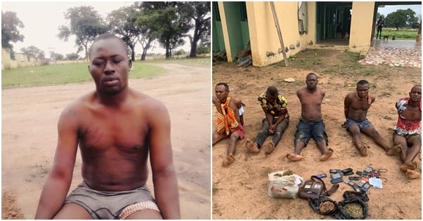 Just in: Nigerian Army kill two Of Gana's members (photo)